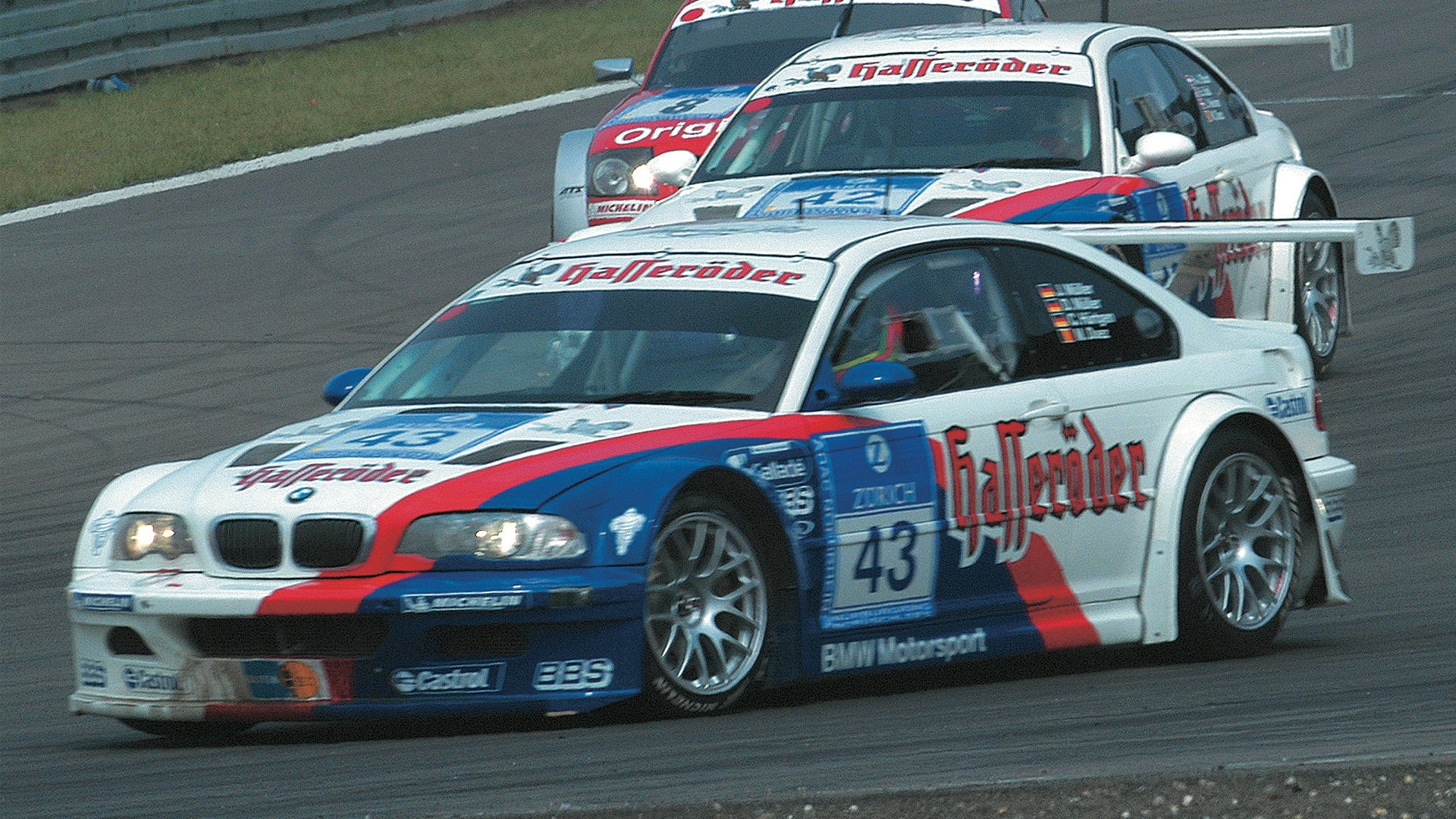 The Hans Stuck M3 GTR Nürburgring Lap Is the Only One That Matters