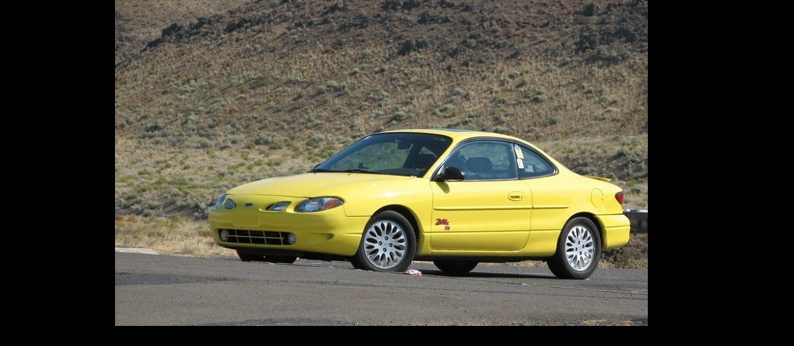 Ford ZX2 S/R Press Photo