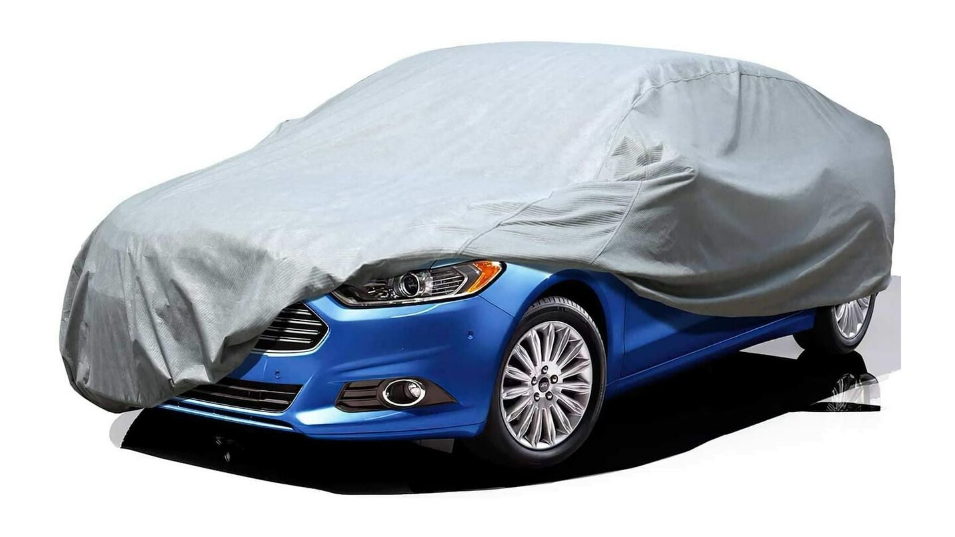 Leader Accessories All-Weather Basic Protection Car Cover