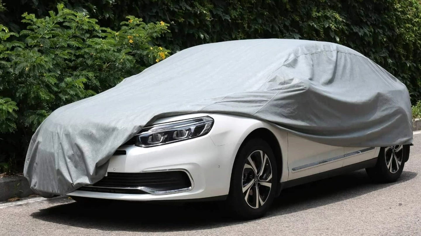 Car Covered