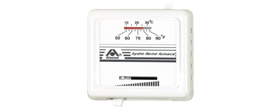 Atwood Off-White Thermostat