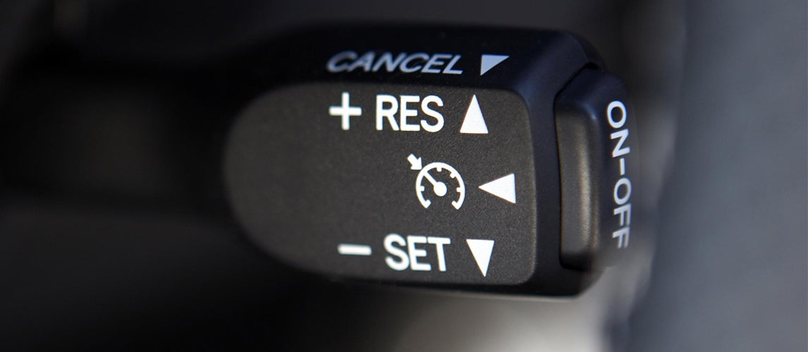 Adding Cruise Control Can Be an Easy Way To Make a Cheap Car Better