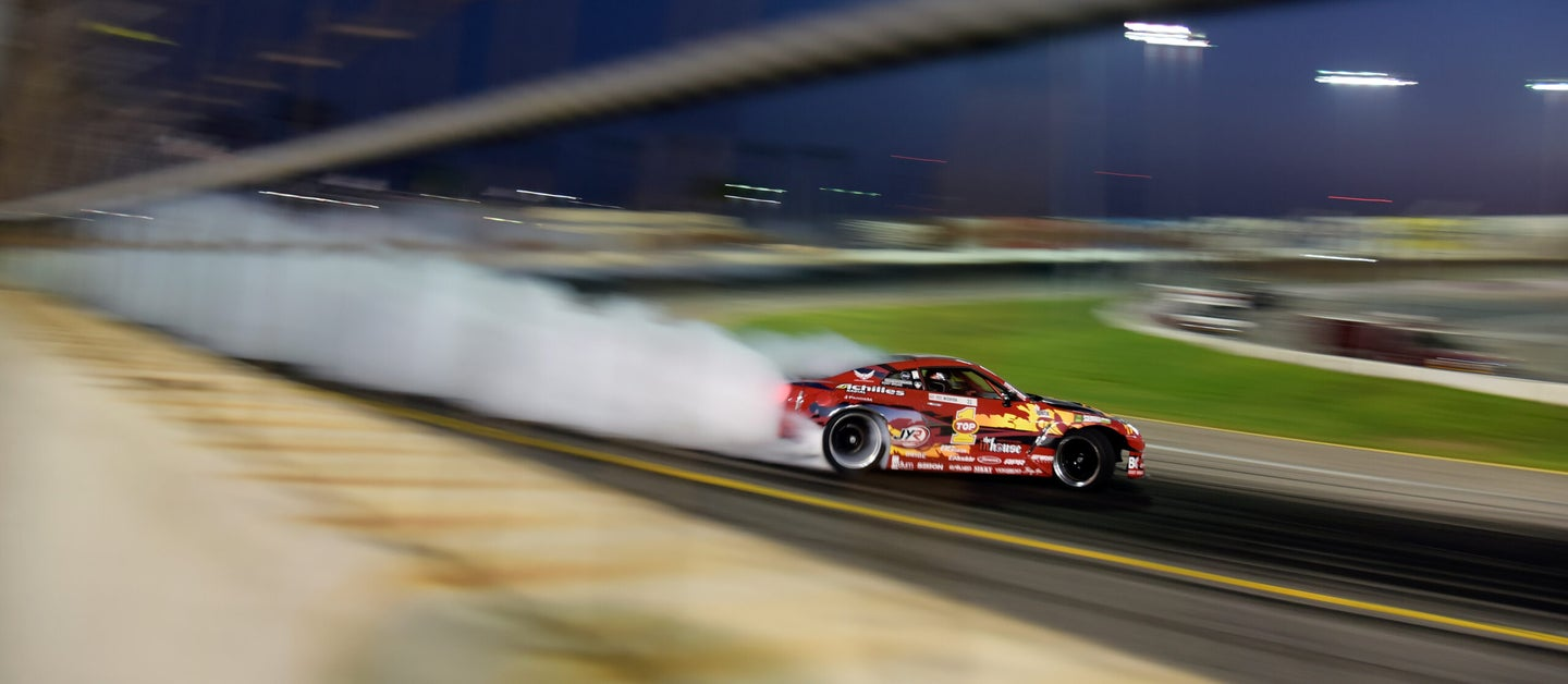 Things I Learned Photographing The Most Violent Motorsport On Earth: Formula Drift