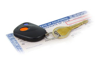 What is a Pink Slip for a Car?