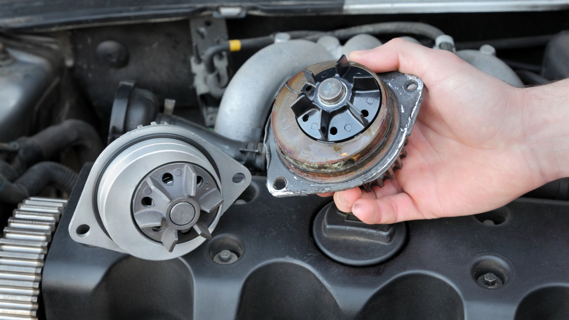 Signs of a Bad Water Pump