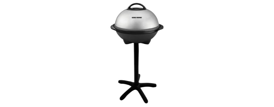 George Foreman Indoor/Outdoor Electric Grill