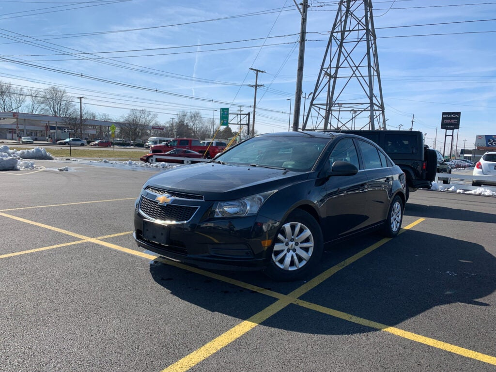 I Made $500 Saving This Sad and Disgusting Chevy Cruze