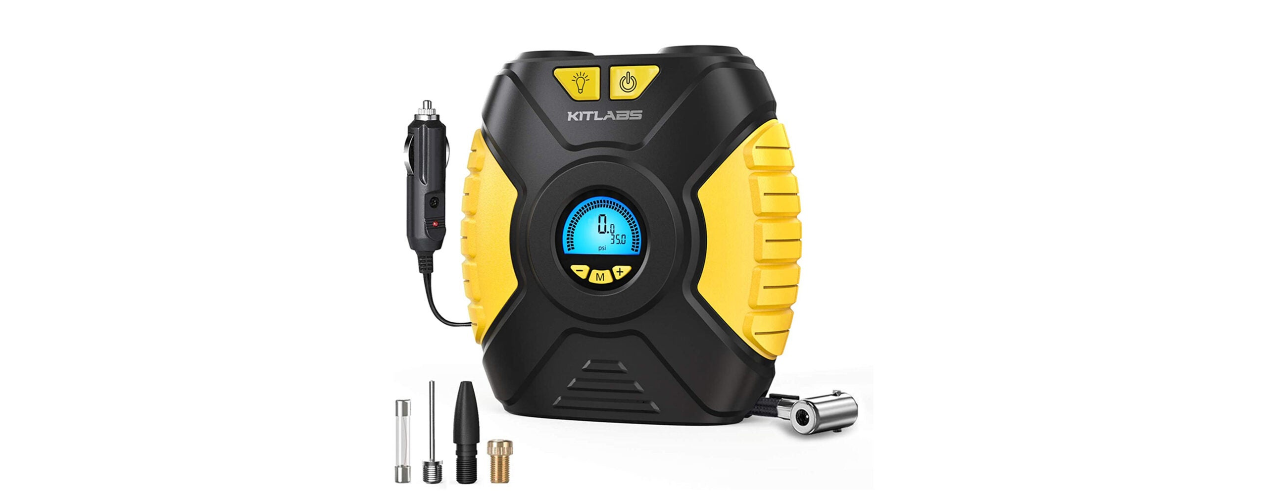The Best AC/DC Tire Inflators (Review & Buying Guide) of 2021