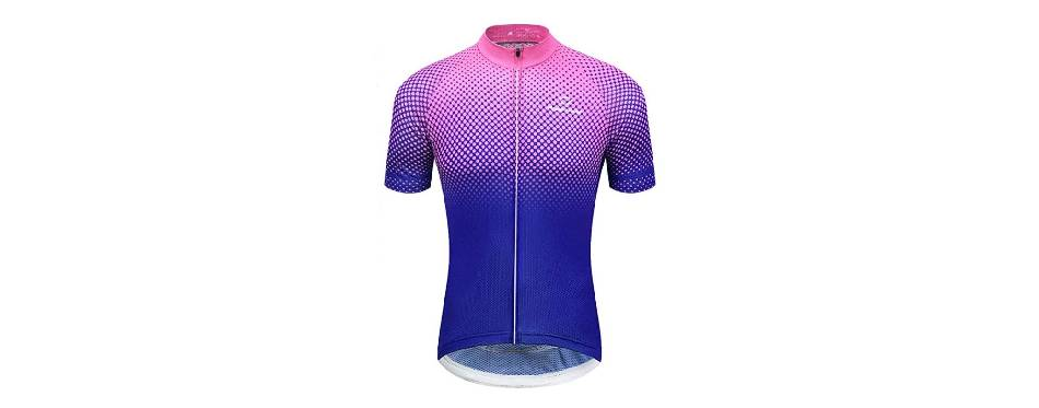 Leader Cycling Men's Cycling Jersey