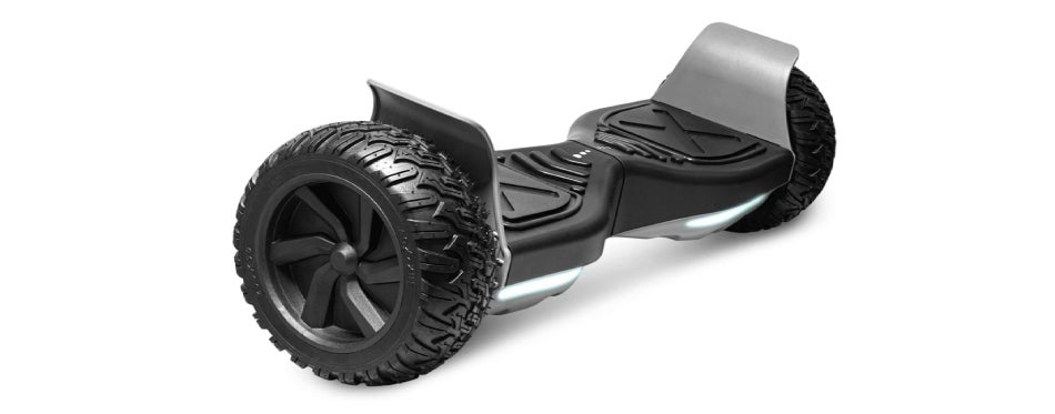Longtime Self-Balancing All-Terrain Hoverboard