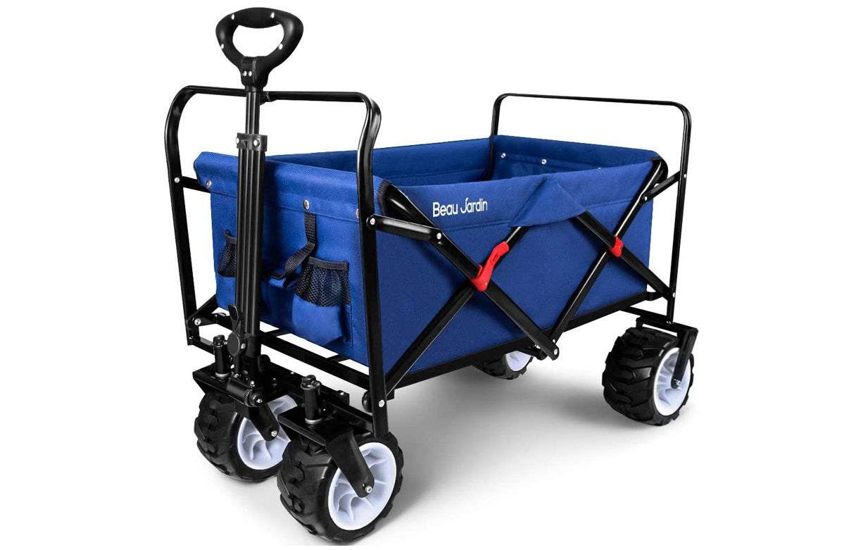 The Best Beach Carts (Review & Buying Guide) in 2021