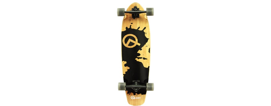 Quest Rorshack Complete Longboard