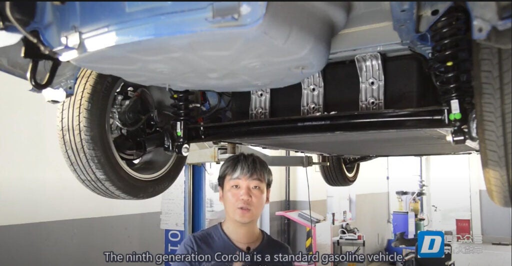 Check Out These Detailed Automotive Engineering Breakdowns From A Chinese Perspective