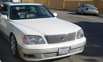 How I Traded A Shitbox Honda Civic For An Excellent Lexus LS400