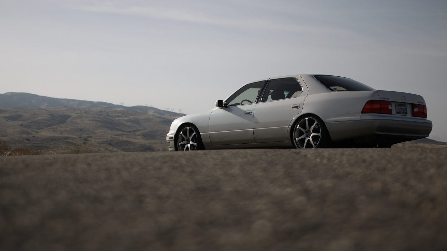 Trading My Lovely Lexus LS400 for a Garbage Miata Was a Hard Lesson in Car Buying