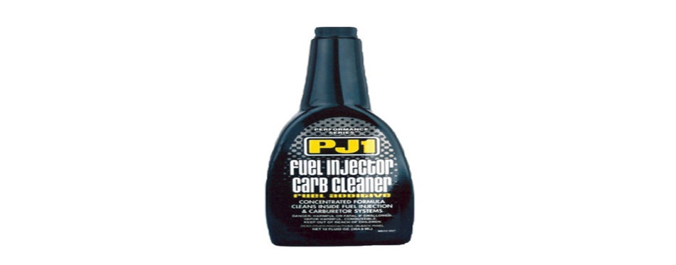 PJ1 Fuel Injector Carb Cleaner