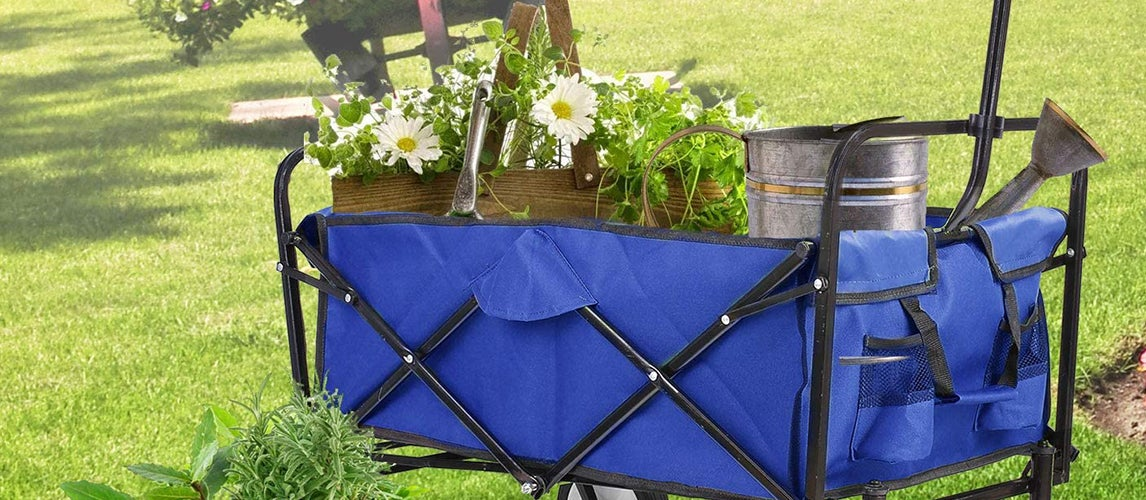 using the best collapsible wagons
