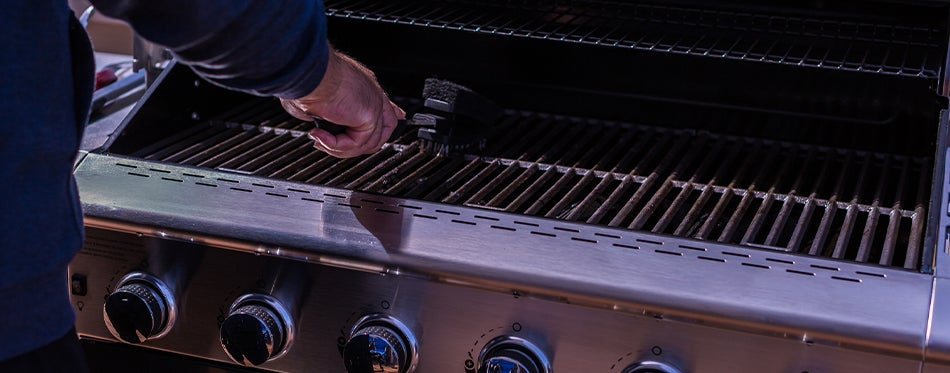 Cleaning Natural gas grills