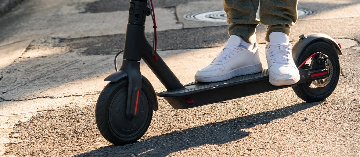 using the best best scooter for adults for an enjoyable ride