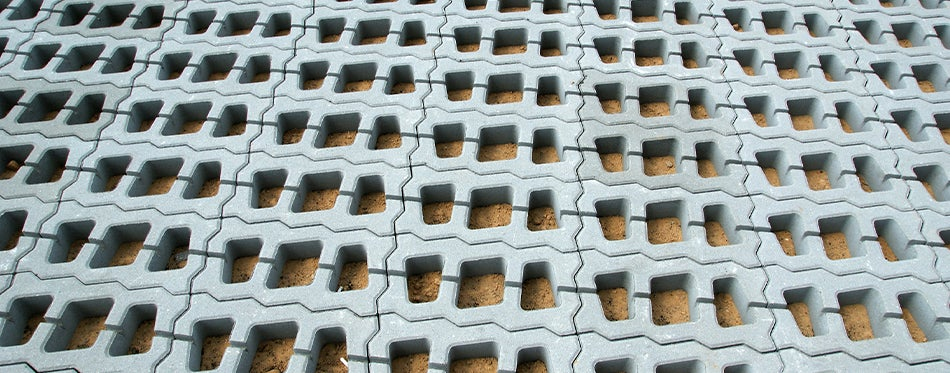 using the best Driveway Paver