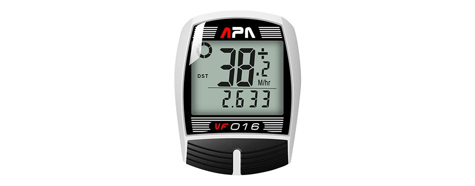 Dream Sport Cycle Wired Speedometer