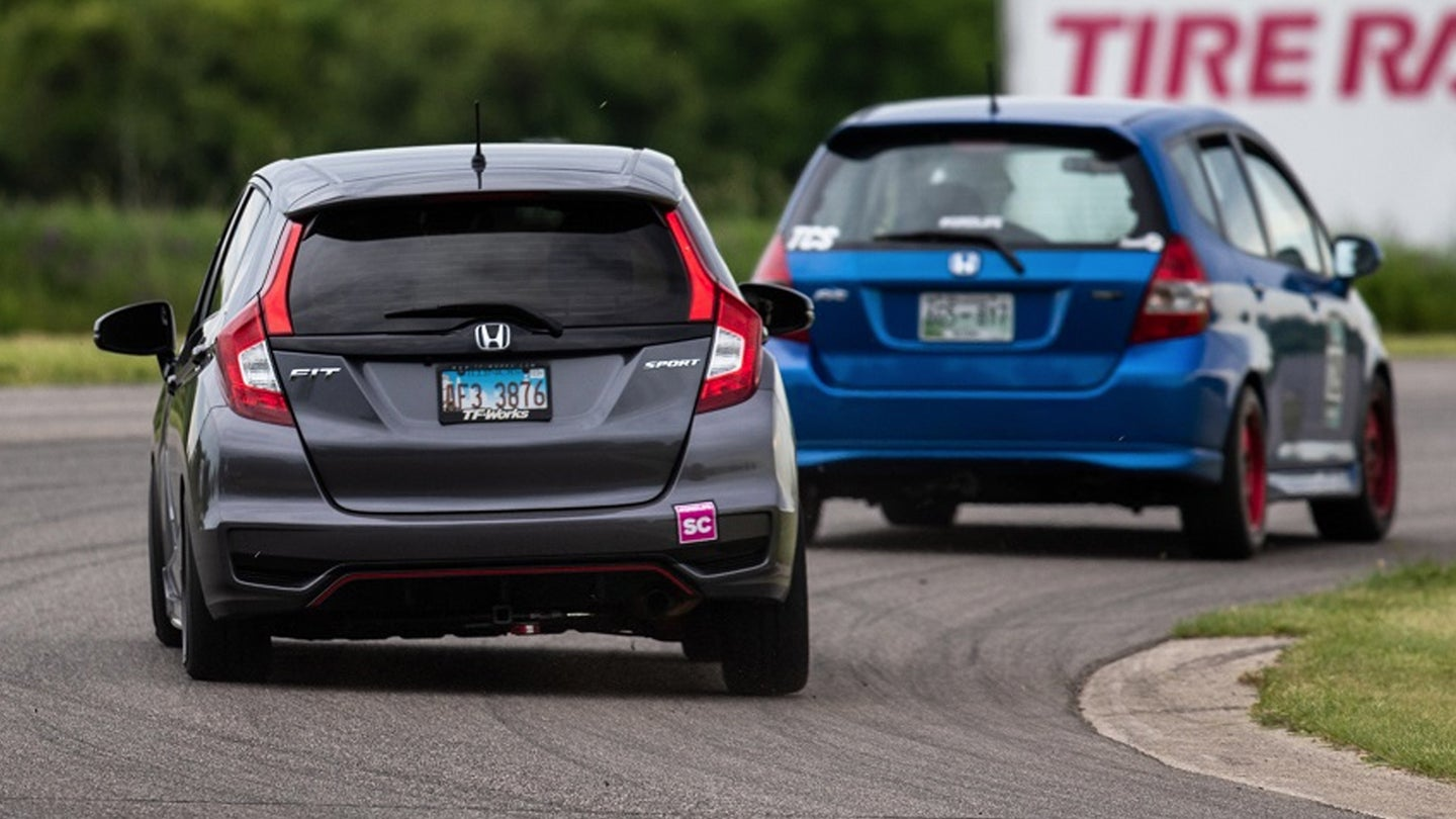 A Mildly Modified Hatchback Is All You Need to Try Time Attack Racing at Gridlife