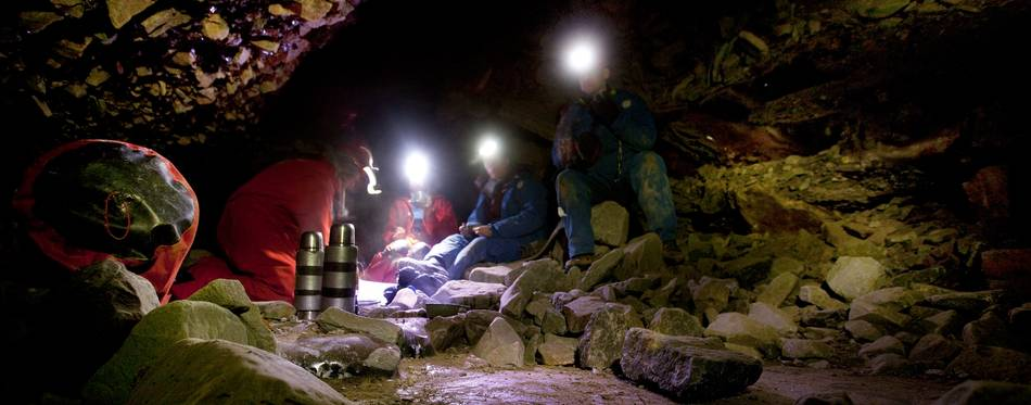 Cave Exporation