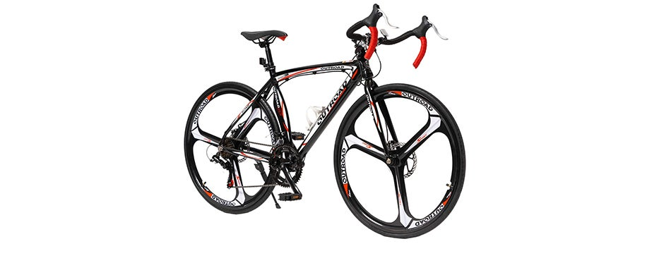 Max4out Road Bike With Aluminum Alloy Frame