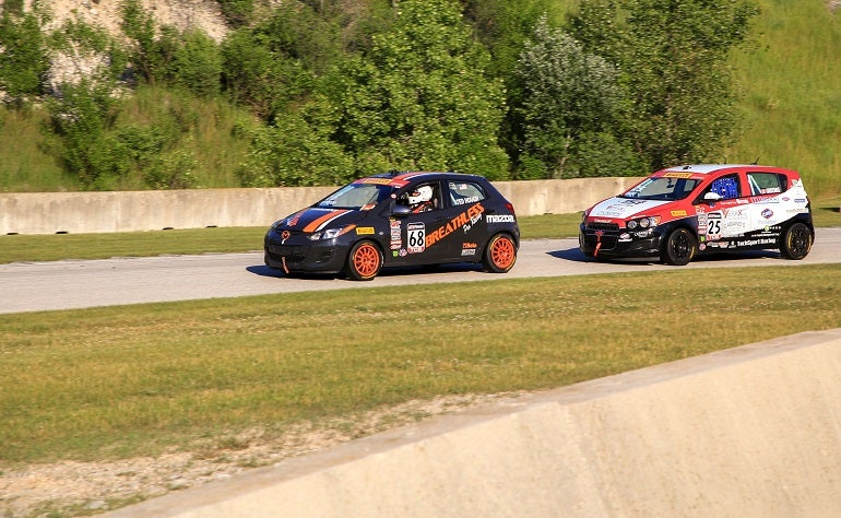 Mazda2 and Chevy Sonic