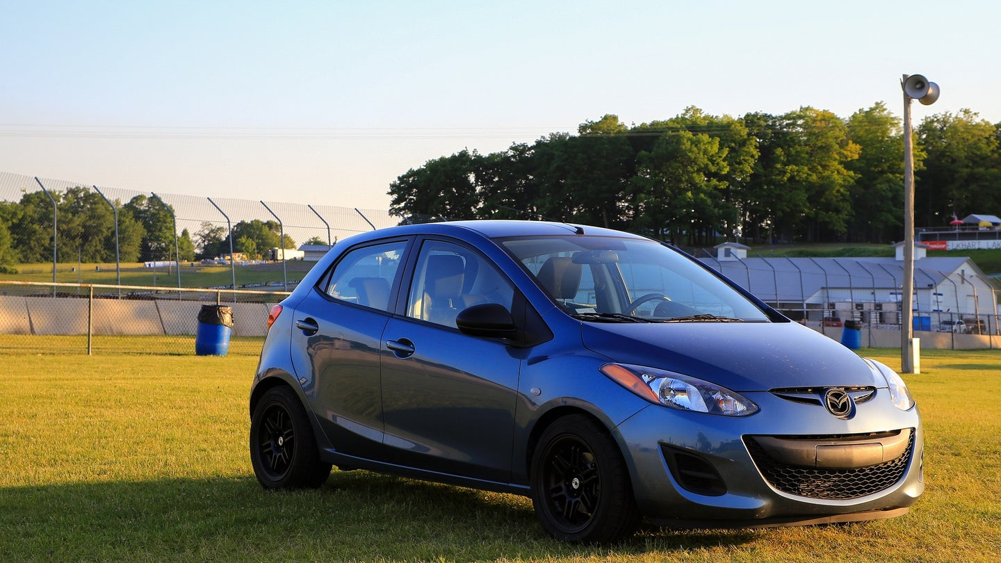 Why I Bought a Mazda2
