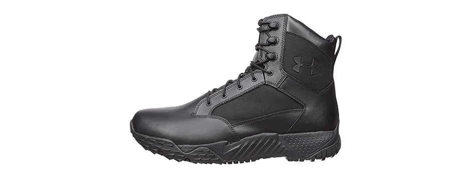 Under Armour Stellar Tac Waterproof Military and Tactical Boot