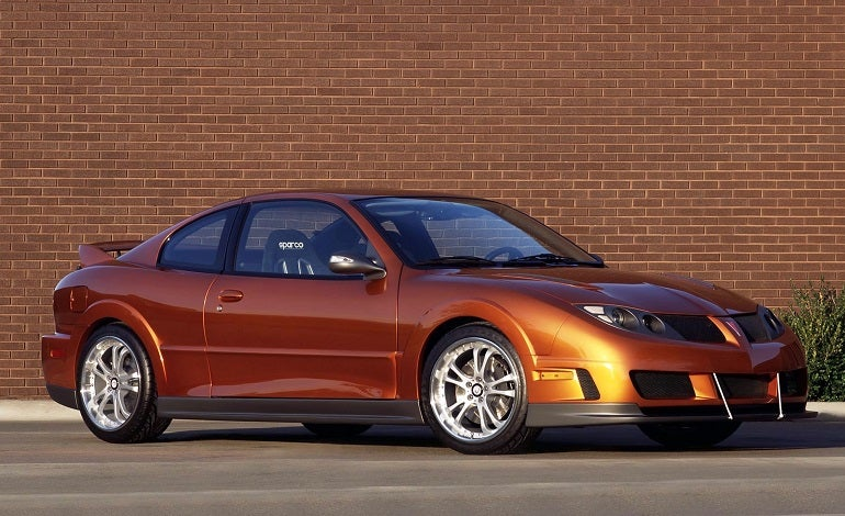 So Much Cavalier Underglow: How GM Took On The Import Scene In 2001