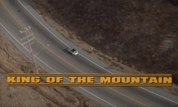 The 1981 Movie King of the Mountain Is Full of Refreshingly Real Car Action