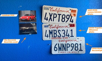 How to Decode California License Plates