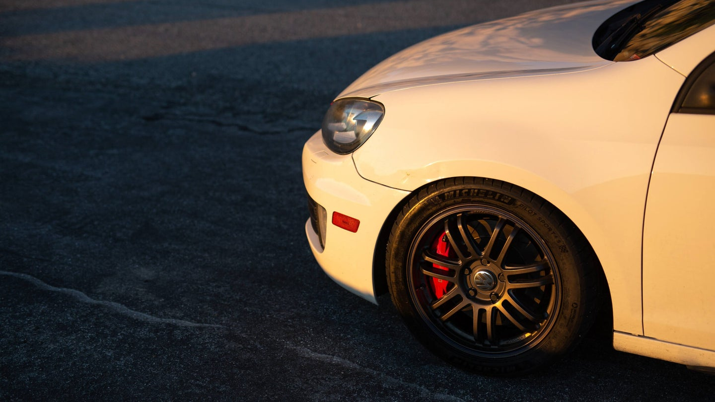 How I Cut My GTI's Weight Where It Matters Most: Unsprung And Rotational Mass