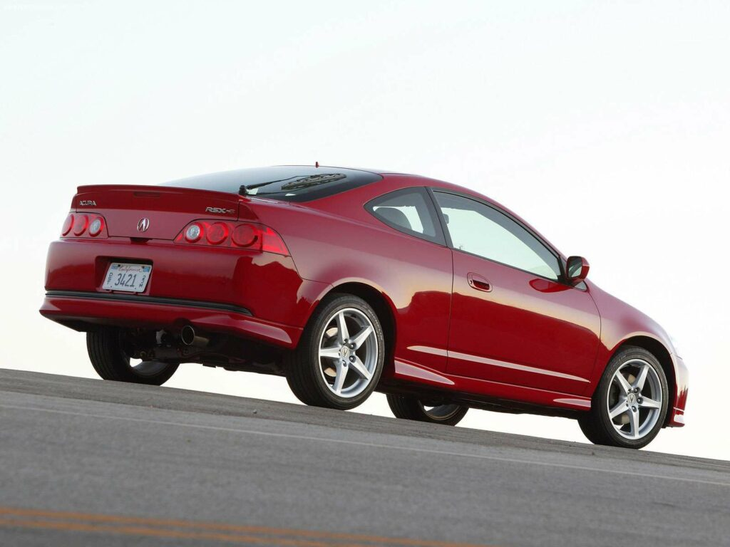 Acura RSX: The Car Bible (DC5; 2002-2006)