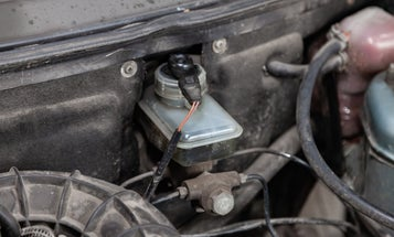 Here's How To Bleed a Brake Master Cylinder