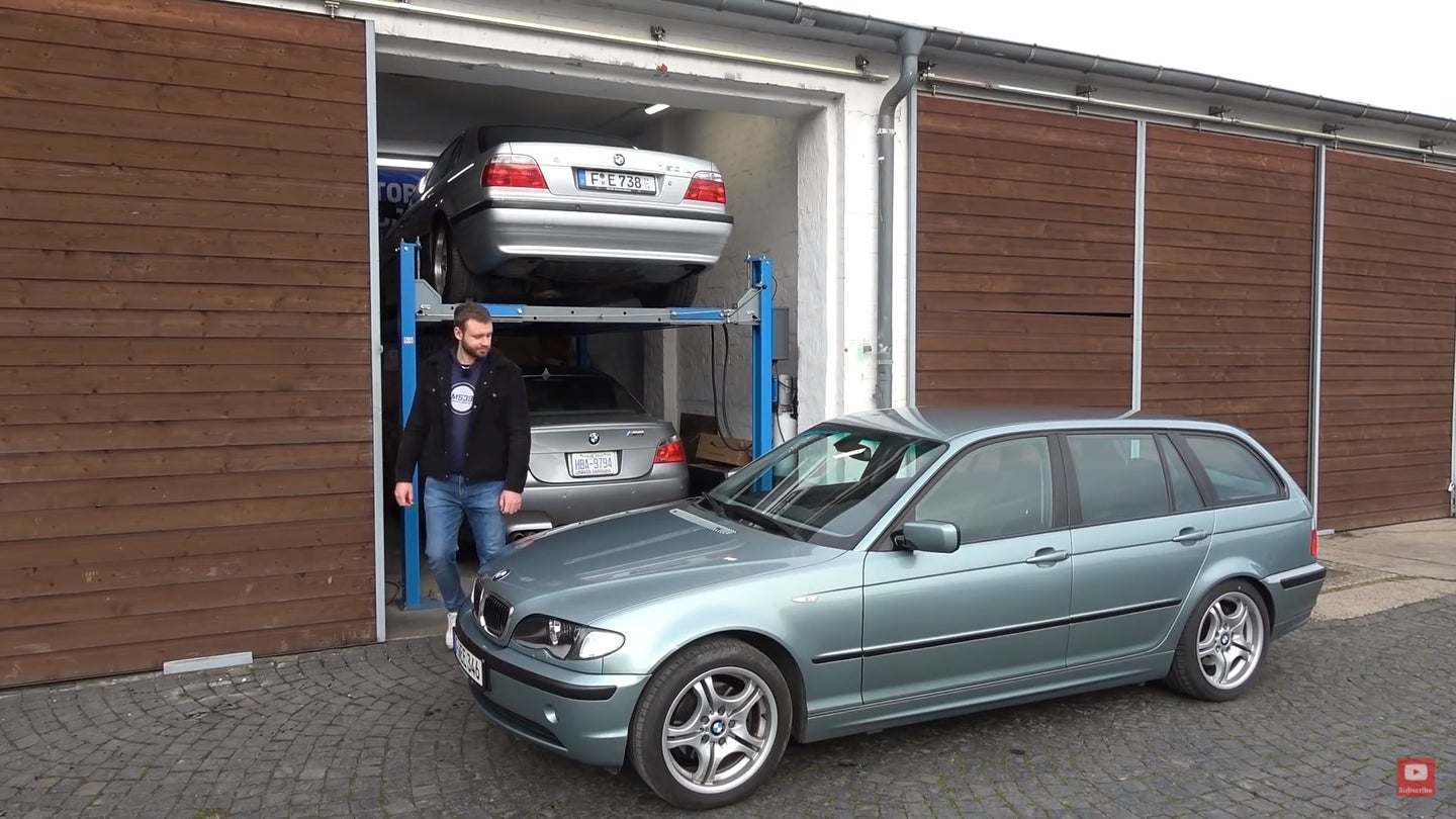 The M539 Restorations YouTube Channel Is Essential Viewing For '90s And 2000s BMW Fans