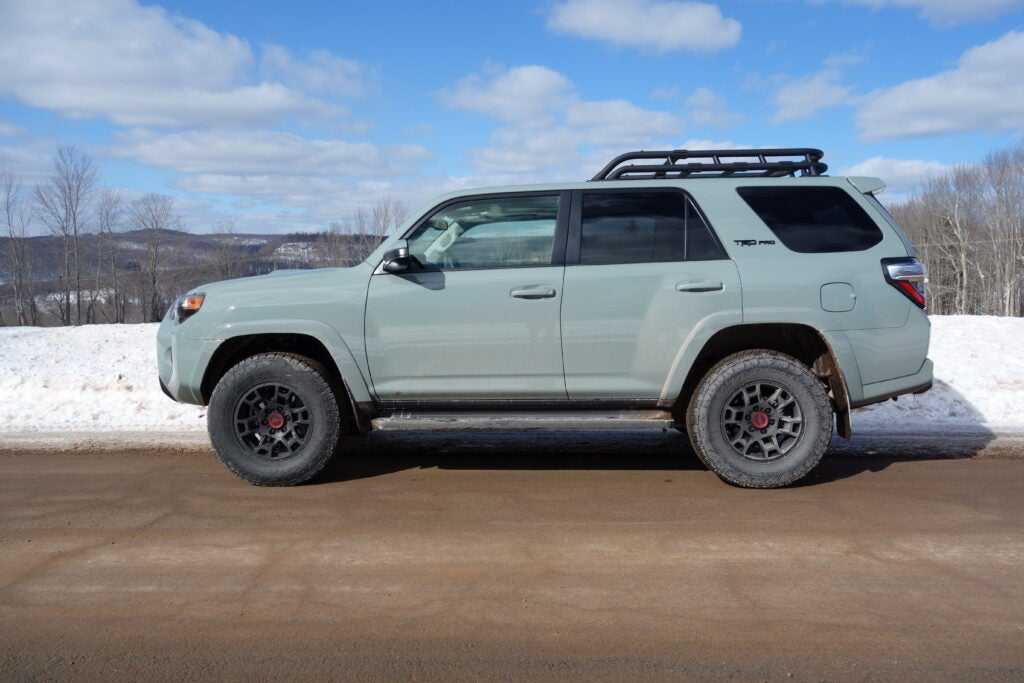 The Toyota 4Runner Proves That the Best Car Is the One That Just Works