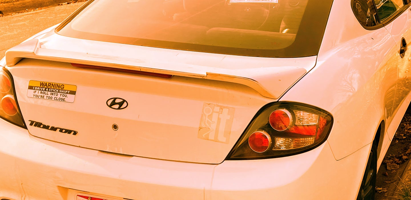 Here's What It Took To Get My $600 Hyundai Running And Driving