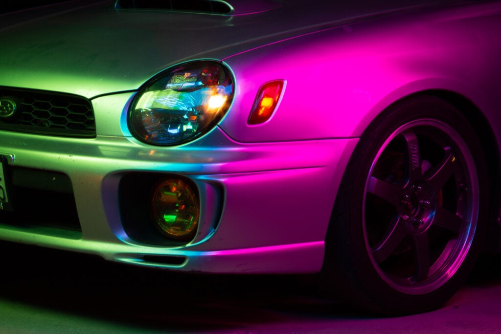 Lights and Color Can Take Your Car Photos to Another Level