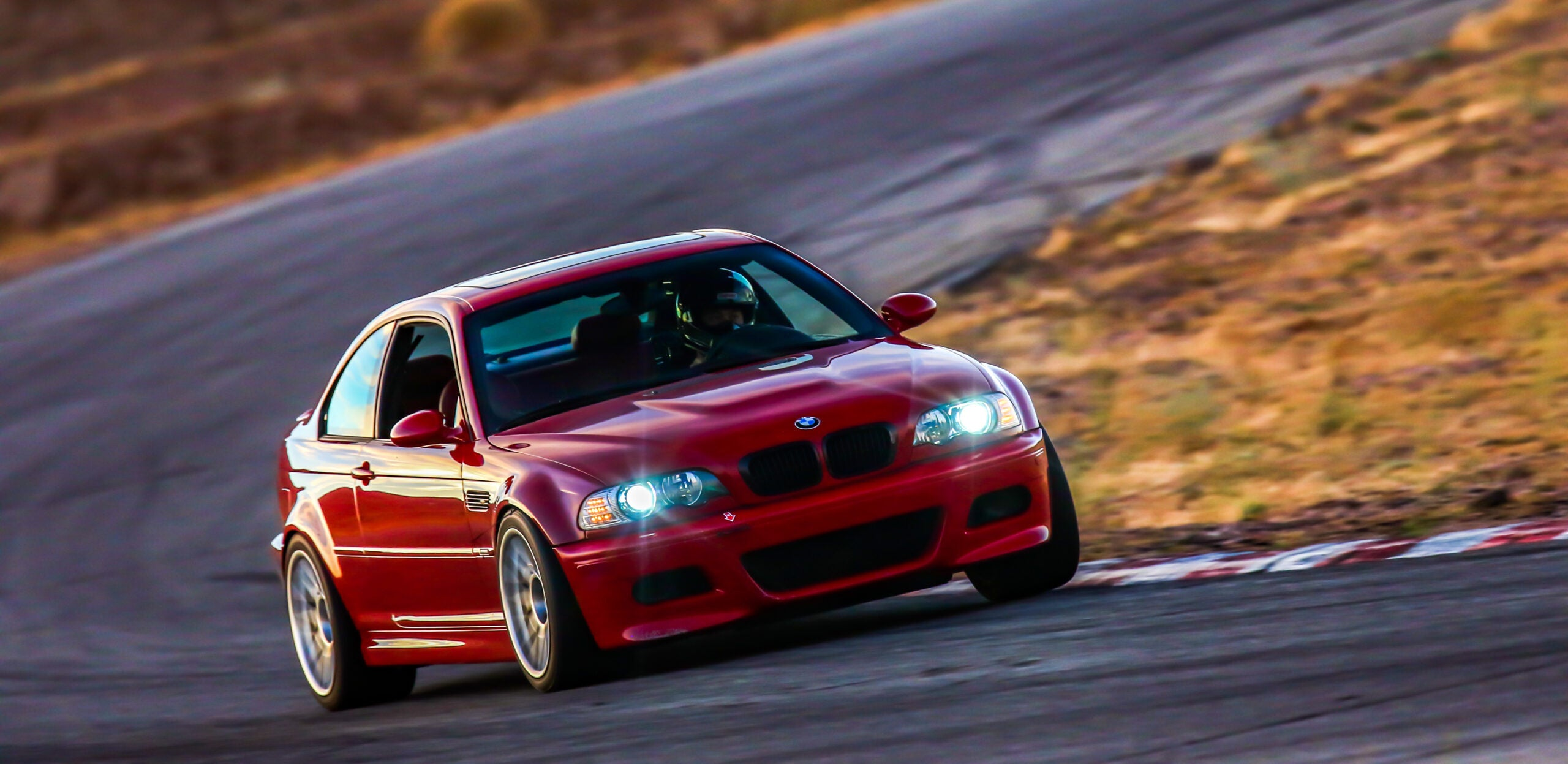 Just More Evidence That an E46 M3 Still Looks Great Driving Hard