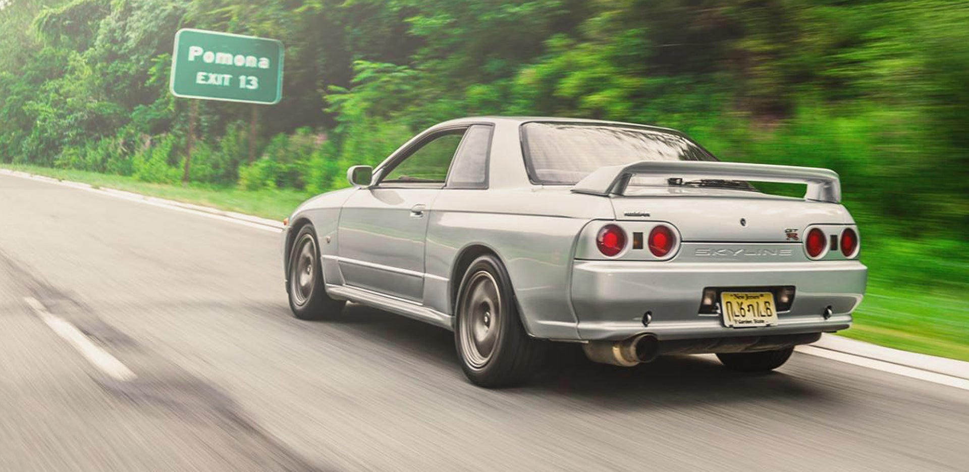 I'll Never Get Sick of Seeing Nissan Skylines in America