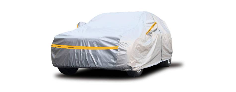Best SUV Covers (Review & Buying Guide) of 2021