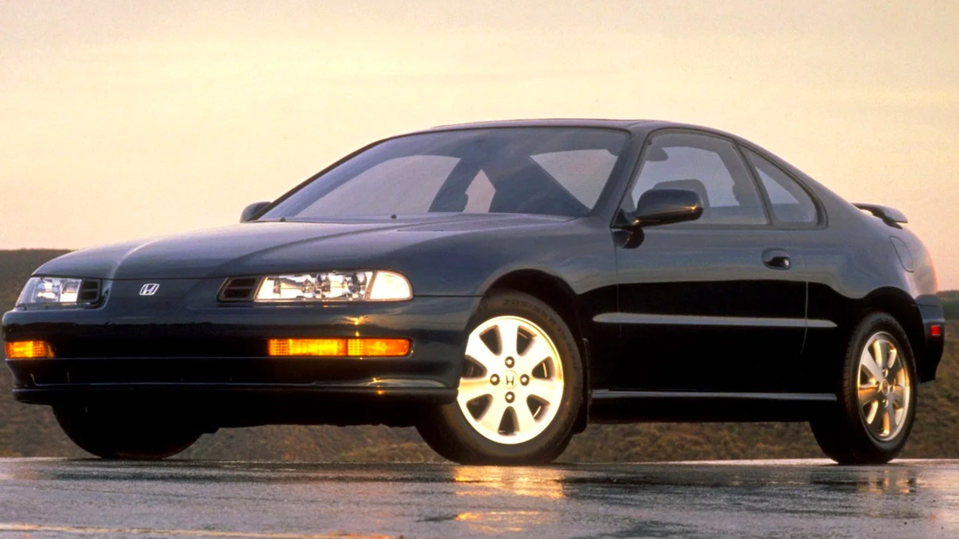 The Fourth-Gen Honda Prelude Is an Underrated Driver's Car