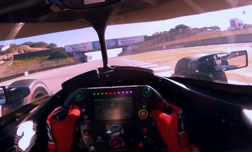 This IndyCar Onboard Footage at Laguna Seca is as Gut-Twisting as a Rollercoaster Ride
