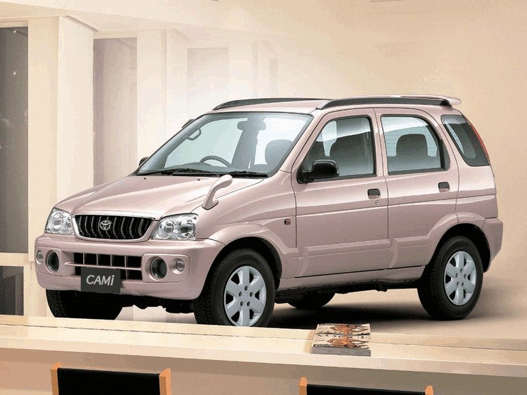 Get a Daihatsu Terios Now if You Want To Beat the Next JDM Import Hype Train