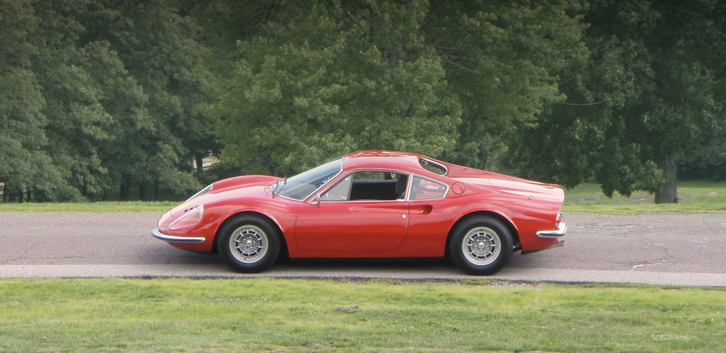 Because You're Dying to Know the Difference Between a Dino 206 and a 246