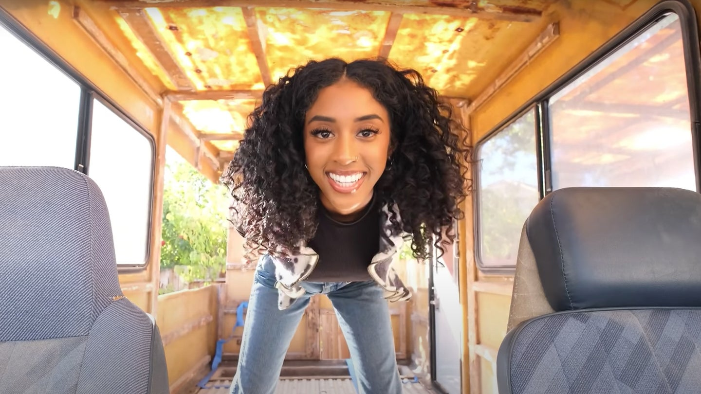 YouTuber Jennelle Eliana Is Probably the Coolest Van Lifer Out There