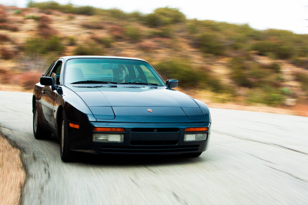 Getting Rollers of a Porsche 944 Turbo From My GTI
